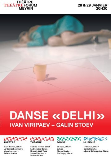 DANSE « DELHI » - Forum-Meyrin