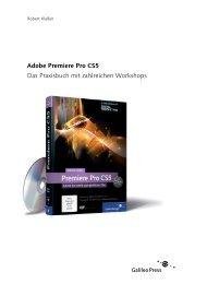 Adobe Premiere Pro CS5 (PDF) - Galileo Design