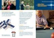 Flyer Altenheim_2011.indd - Freie Wohlfahrtspflege NRW