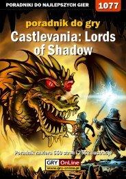 Lords of Shadow - Gandalf