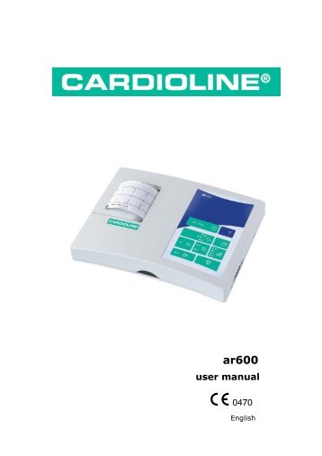 cardioline magazines rh yumpu com Kindle User Manual in French Best User Manual