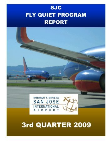 3rd QUARTER 2009 - San Jose International Airport (SJC)