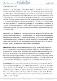 Wirtschaft - Freytag & Berndt