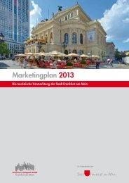 Marketingplan 2013.pdf - Tourismus und Congress GmbH