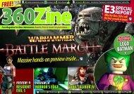 360Zine Issue 21 - GamerZines