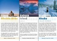 Island Alaska - Freytag & Berndt