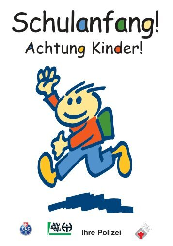 Achtung Kinder!