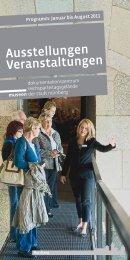 Ausstellungen und Veranstaltungen – Dokumentationszentrum ...