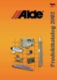 Alde-Zubehörkatalog Compact 3000 (ca. 1,5 MB) - Flair-Arto-Clou ...