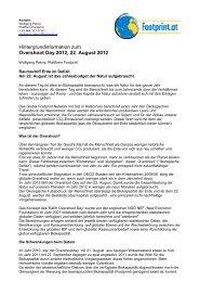 Overshoot 2012 Hintergrund_PF - WWF Österreich