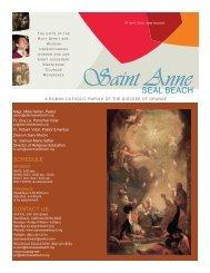 Saint Anne - St Anne's