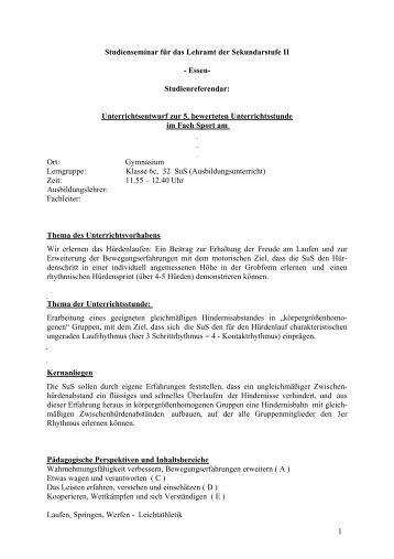 Einführung in den Dreischritt-Rhythmus (pdf) - FSSport.de