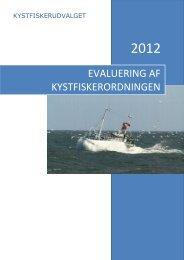 Evaluering af Kystfiskerordningen 2012 - FiskerForum.com