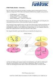 FT637 Info - Funktronic