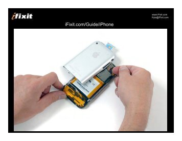 iFixit.com/Guide/iPhone