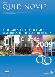 Quid Novi? Orlando 2009 - Gador SA