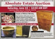Auction Brochure - Industrial Auctioneers Association