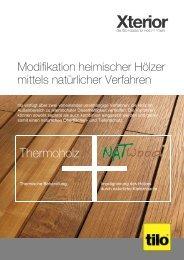 Thermoholz - firma-web