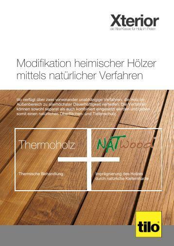 thermoholz magazine. Black Bedroom Furniture Sets. Home Design Ideas