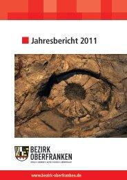 Jahresbericht 2011 - Bezirk Oberfranken