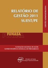 Suest/PE - Funasa