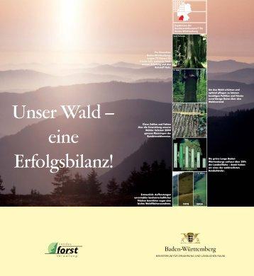 Unser Wald - ForstBW