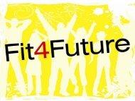 Horizonte erweitern…. - fit4Future