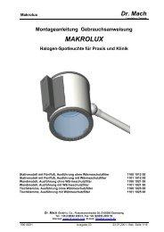 Makrolux -deutsch - Frank's Hospital Workshop