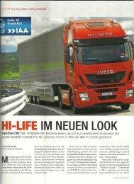 I-LIFE IM NEUEN LOOK - Fuhrmann Nutzfahrzeuge