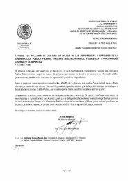 ATENTAMENTE El Director Gene I A TODOS LOS ... - Firco