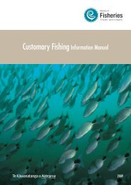 Download Customary Fishing Information Manual - Ministry of ...