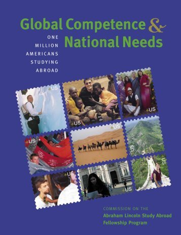 Global Competence & National Needs - Association of Public and ...