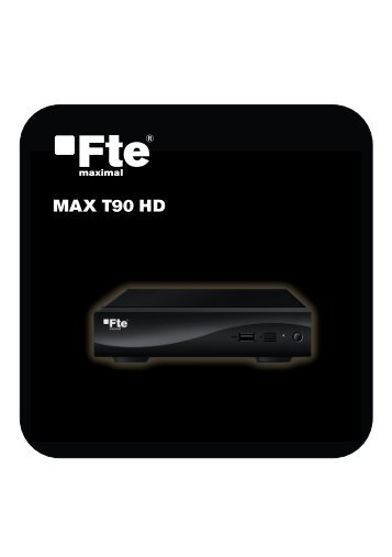 Manual.... - FTE Maximal