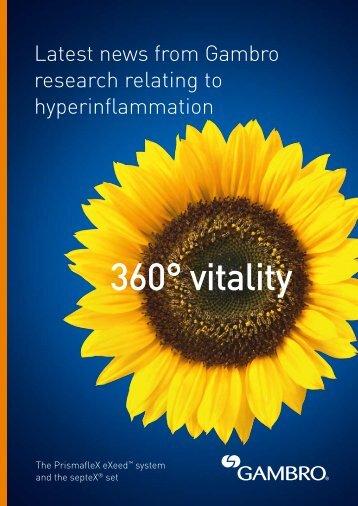 360° vitality - Gambro