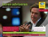 Leren adviseren - Focus Conferences