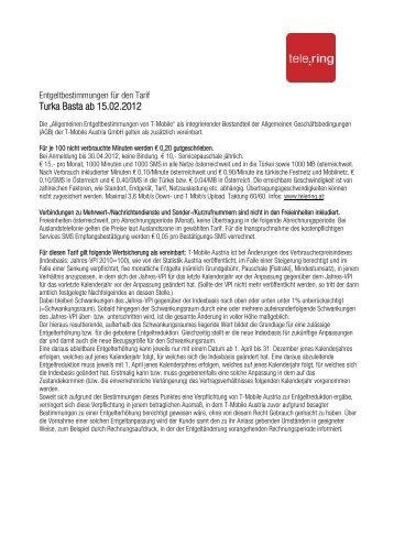 Turka Basta ab 15.02.2012