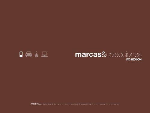marcas&colecciones - Fonexion
