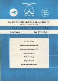 VERKAUFS- U. GEBRAUCHTWAGE - Flugsportvereinigung ...