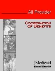 Coordination of Benefits.p65 - Wisconsin.gov
