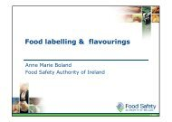 View Food Safety Interventions Powerpoint - AURI