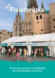 Noticiari 68 en format PDF - Col·legi de Fisioterapeutes de Catalunya