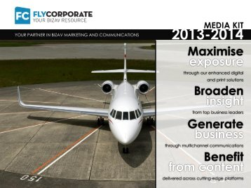 MEDIA KIT - FlyCorporate