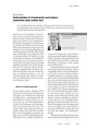 Reformlinke in Frankreich und Italien - Neue Gesellschaft ...