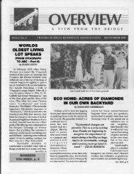 September #4 - Franklin Hills Residents Association