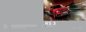Audi RS 3 Sportback - Autohaus Elmshorn