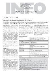 01_Januar 2007.pdf - Galifa Contactlinsen AG