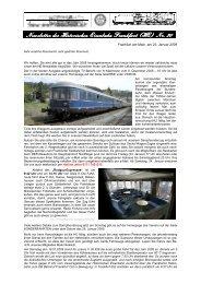 Newsletter_20_2009_23 Januar_2009 - Historische Eisenbahn ...
