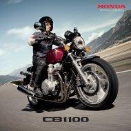 CB1100 (PDF, 3.3 MB) - Honda