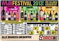WIJNFESTIVAL 2013!