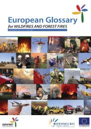 European Glossary for Wildfires and Forest Fires - The Global Fire ...